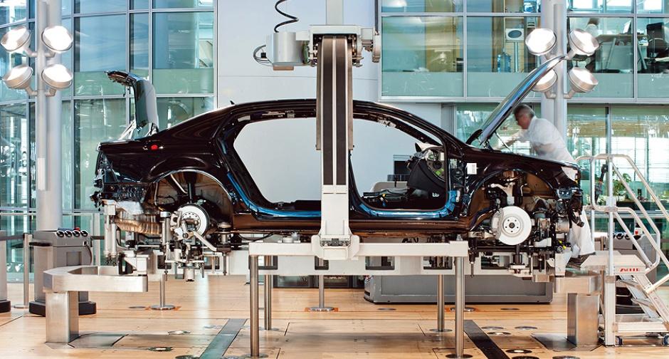 VW Phaeton Dresden